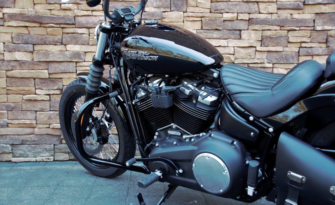 2018 Harley-Davidson FXBB Street Bob Softail Z2