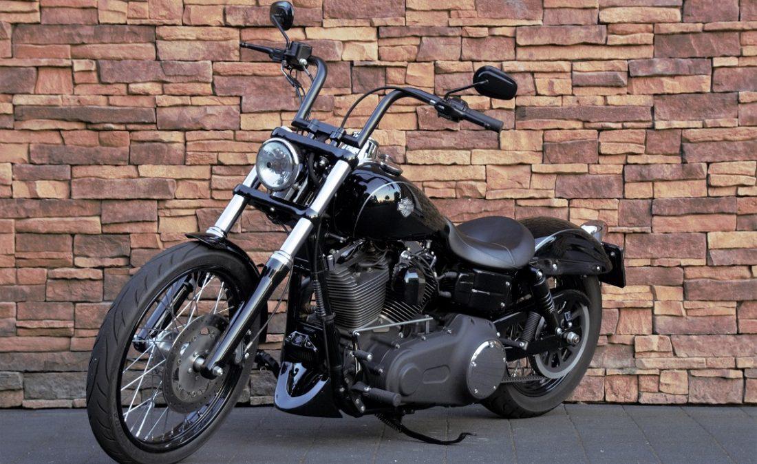 2011 Harley-Davidson FXDWG Dyna Wide Glide LV
