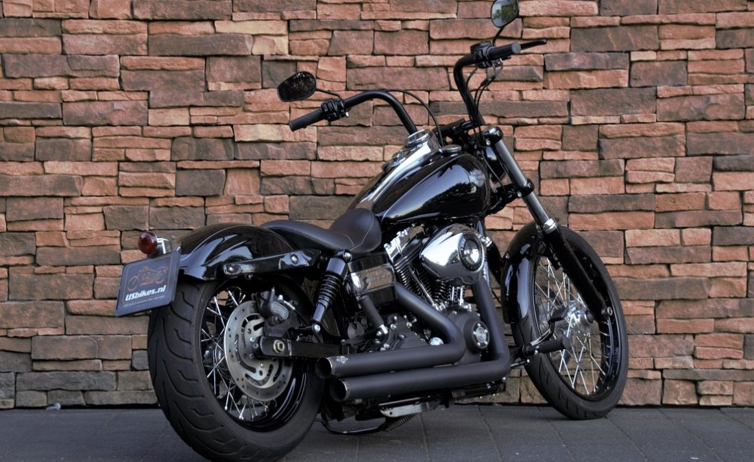2011 Harley-Davidson FXDWG Dyna Wide Glide RA
