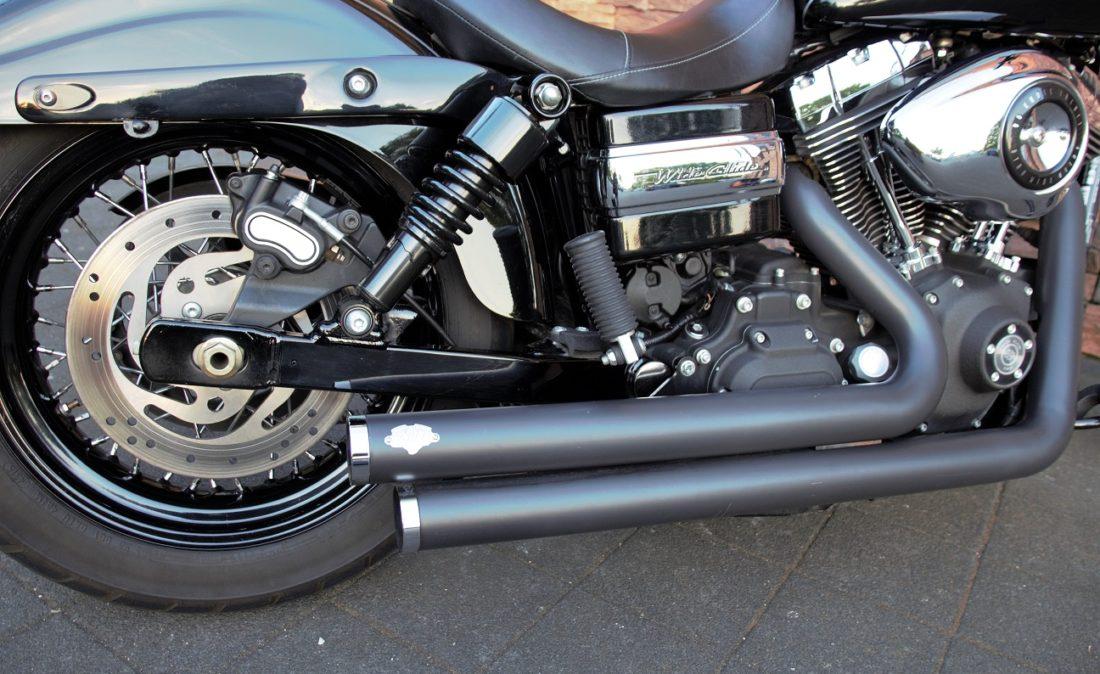 2011 Harley-Davidson FXDWG Dyna Wide Glide VH