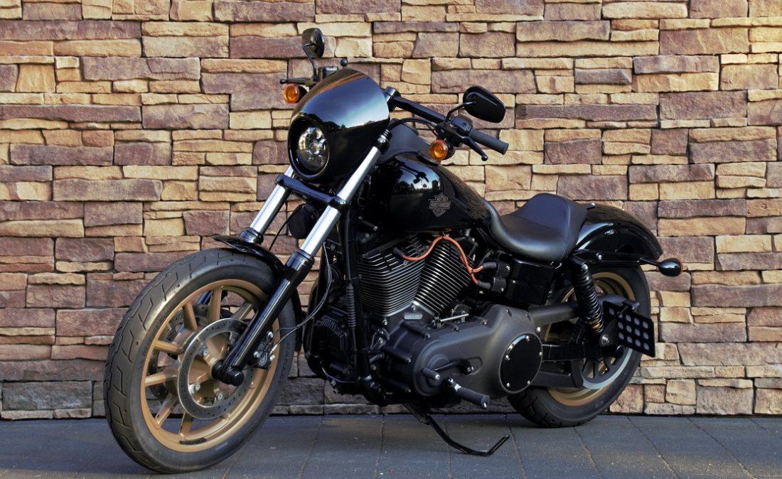 2016 Harley-Davidson FXDLS Low Rider S LV