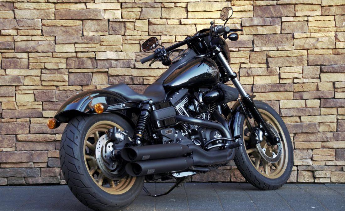 2016 Harley-Davidson FXDLS Low Rider S RA