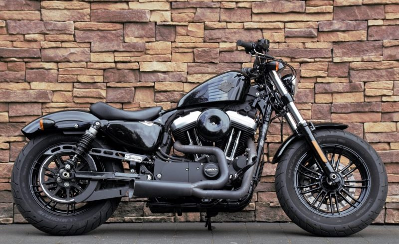 2016 Harley-Davidson XL1200X Forty Eight Sportster