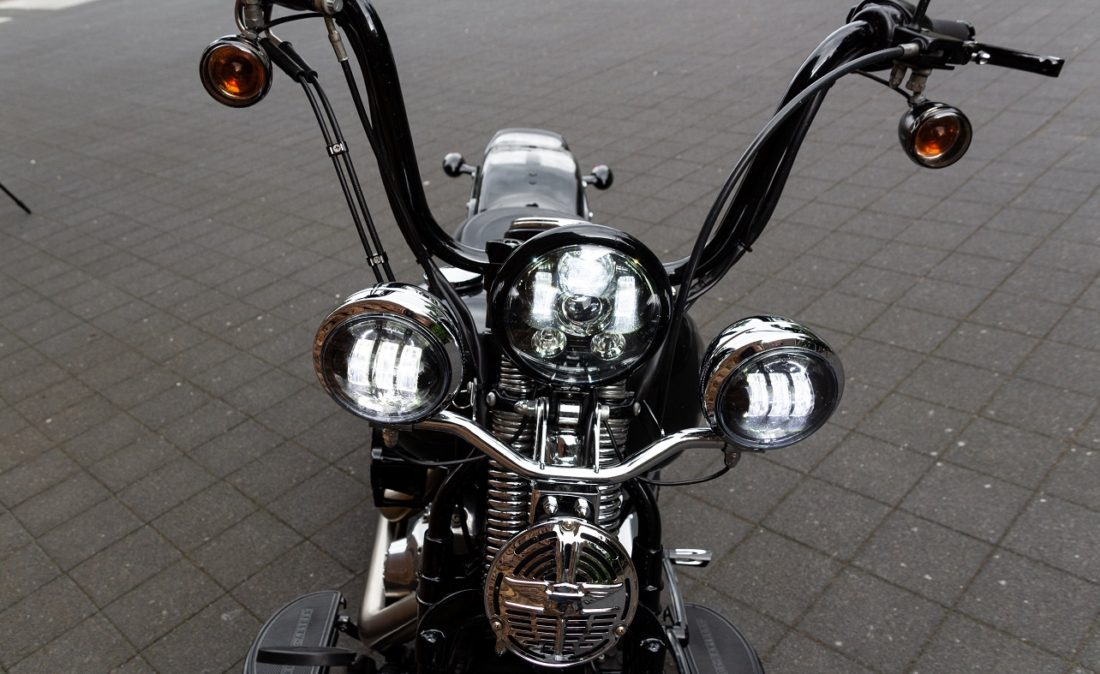 2012 Harley-Davidson FLSTSB Softail Cross Bones LED