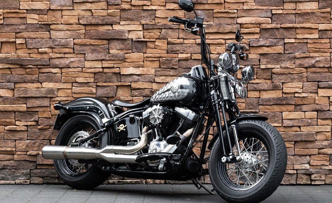 2012 Harley-Davidson FLSTSB Softail Cross Bones RV