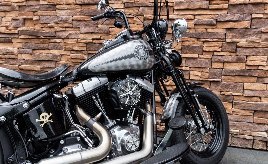 2012 Harley-Davidson FLSTSB Softail Cross Bones RZ