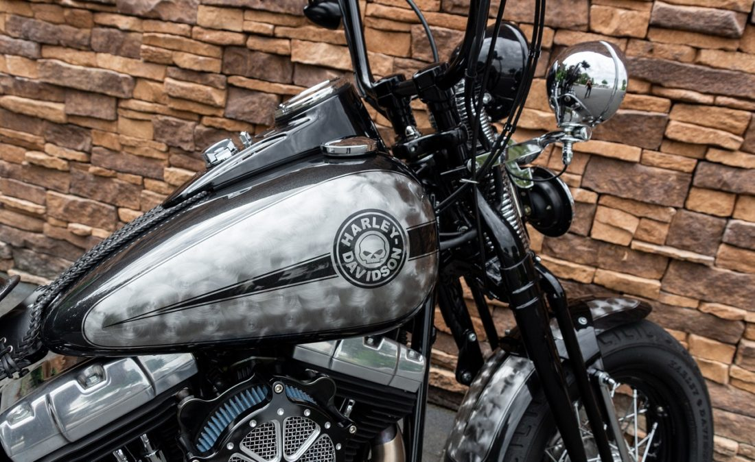 2012 Harley-Davidson FLSTSB Softail Cross Bones TR