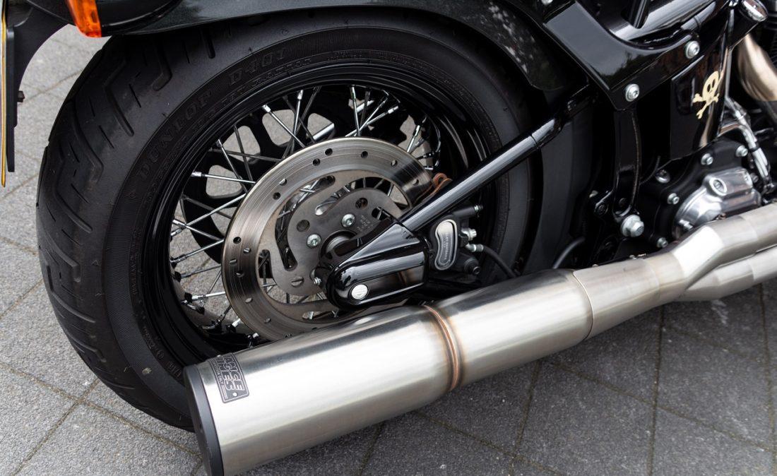 2012 Harley-Davidson FLSTSB Softail Cross Bones VH