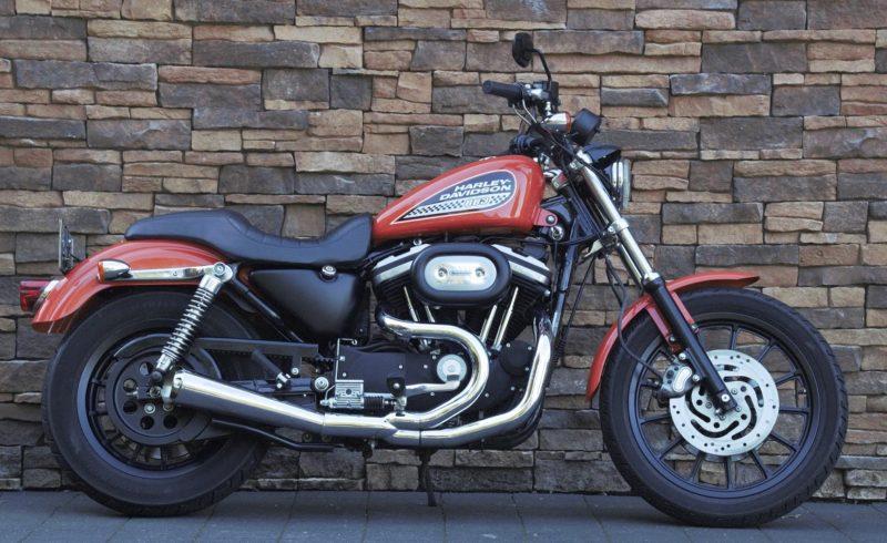 2003 Harley-Davidson Sportster XL 883R Anniversary