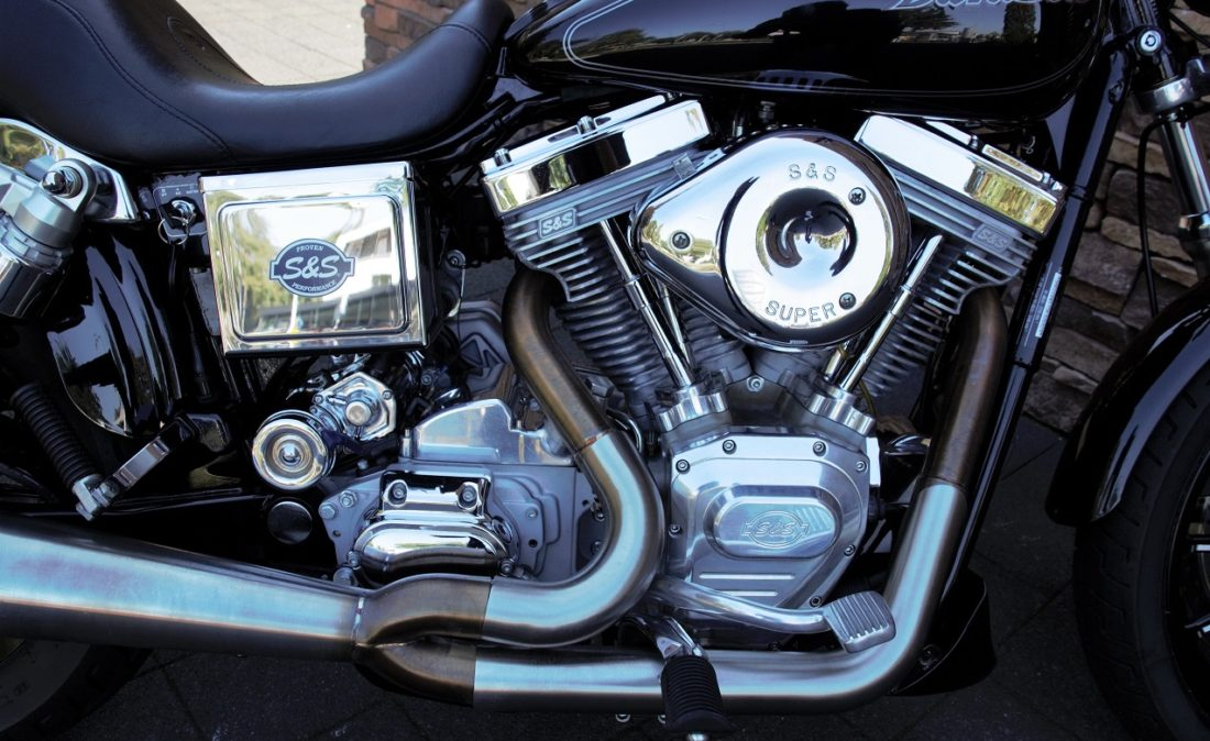 2004 Harley-Davidson Dyna FXDCI Super Glide S&S EZ