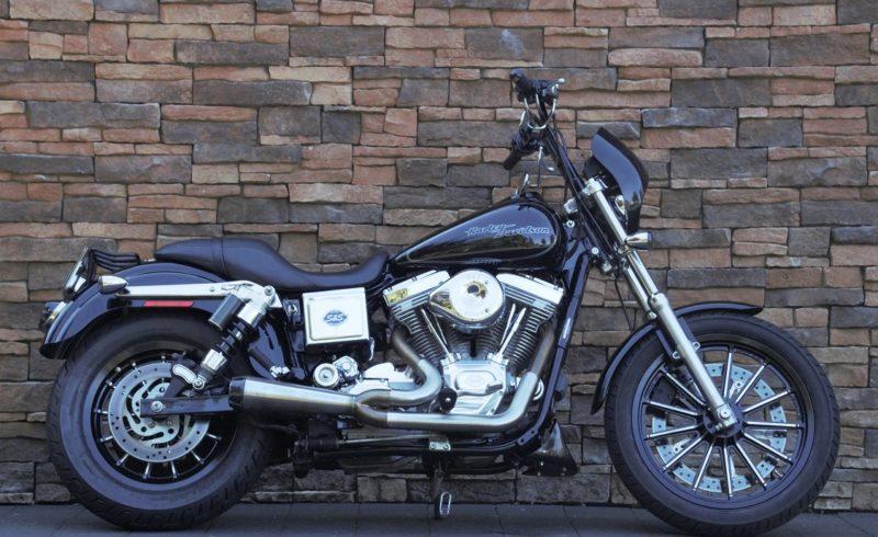 2004 Harley-Davidson Dyna Super Glide FXDCI Clubstyle S&S V124 Performance