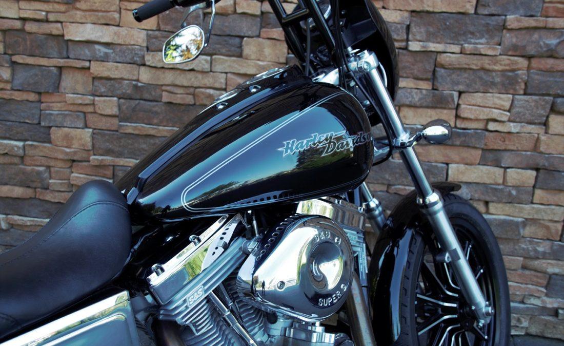 2004 Harley-Davidson Dyna FXDCI Super Glide S&S T