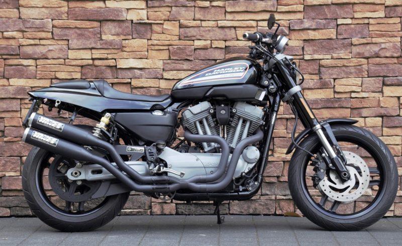 2009 Harley-Davidson XR1200 Sportster 1200
