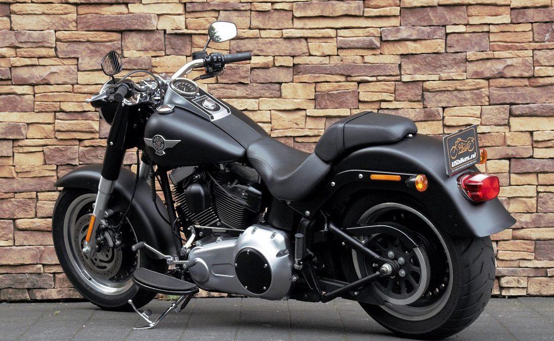 2011 Harley-Davidson FLSTFB Fatboy Special LA