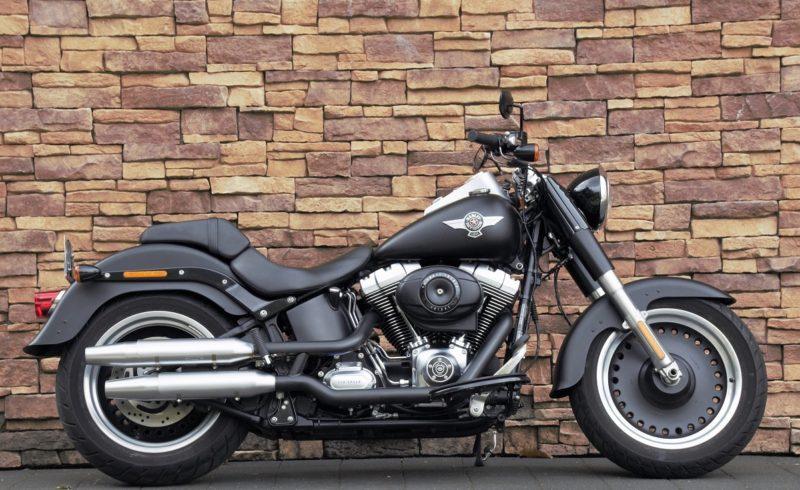 2011 Harley-Davidson FLSTFB Fatboy Special Fatboy FLSTF