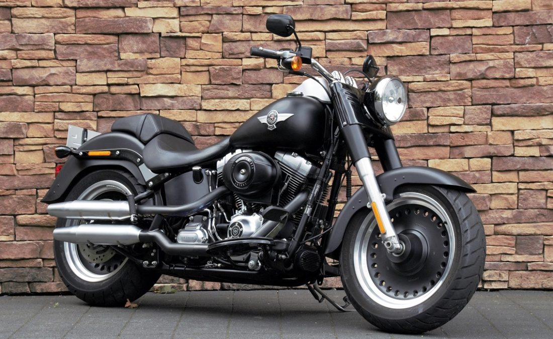 2011 Harley-Davidson FLSTFB Fatboy Special RV