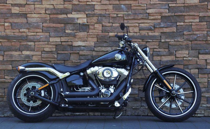 2015 Harley-Davidson Softail FXSB Breakout