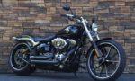 2015 Harley-Davidson Softail FXSB Breakout RV