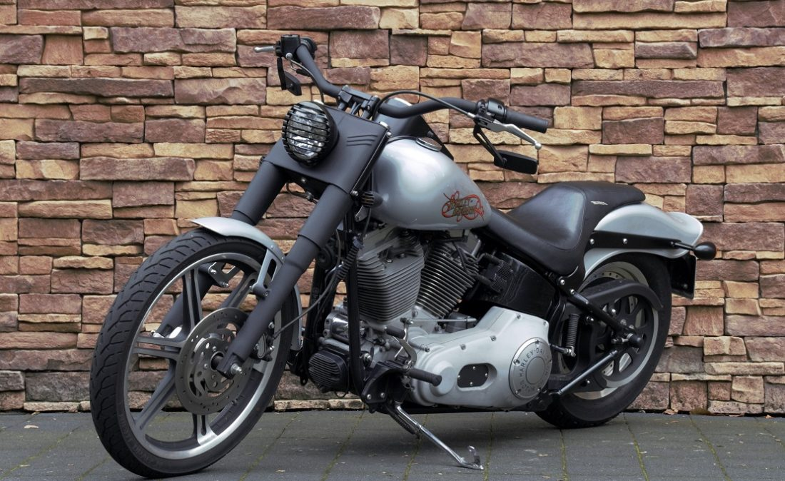 2004 Harley-Davidson FXSTI Softail Standard Twincam LV
