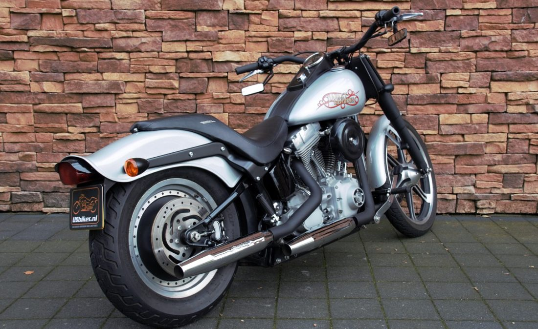 2004 Harley-Davidson FXSTI Softail Standard Twincam RAA