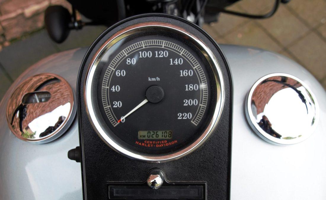 2004 Harley-Davidson FXSTI Softail Standard Twincam T