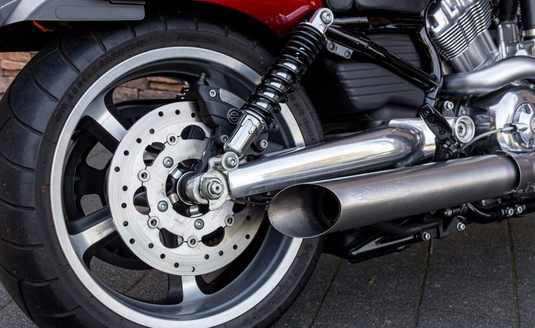 2008 Harley-Davidson VRSCF V-rod Muscle AW