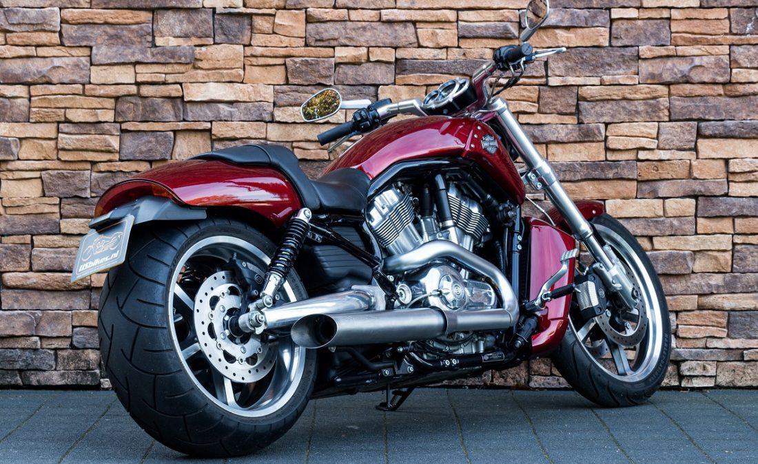 2008 Harley-Davidson VRSCF V-rod Muscle RA