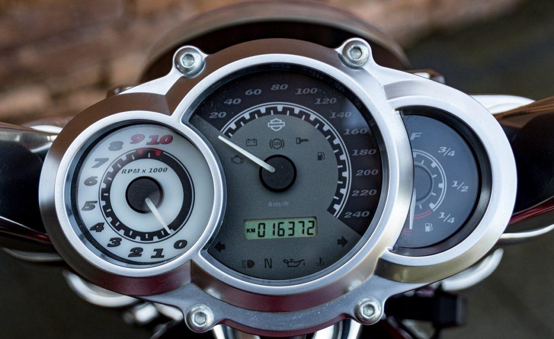 2008 Harley-Davidson VRSCF V-rod Muscle T