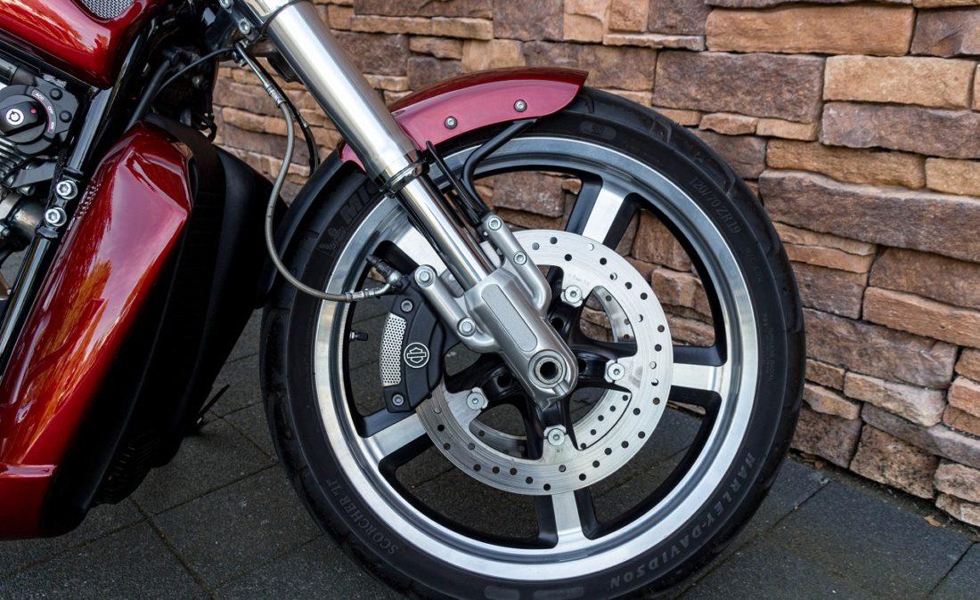 2008 Harley-Davidson VRSCF V-rod Muscle VW