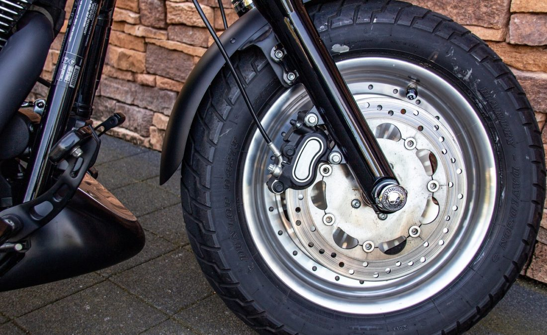 2011 Harley-Davidson FXDF Dyna Fat Bob VW