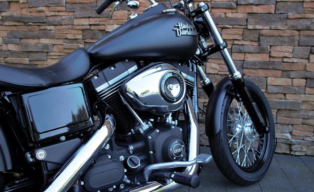2014 harley-Davidson Dyna FXDB Street Bob 103 T