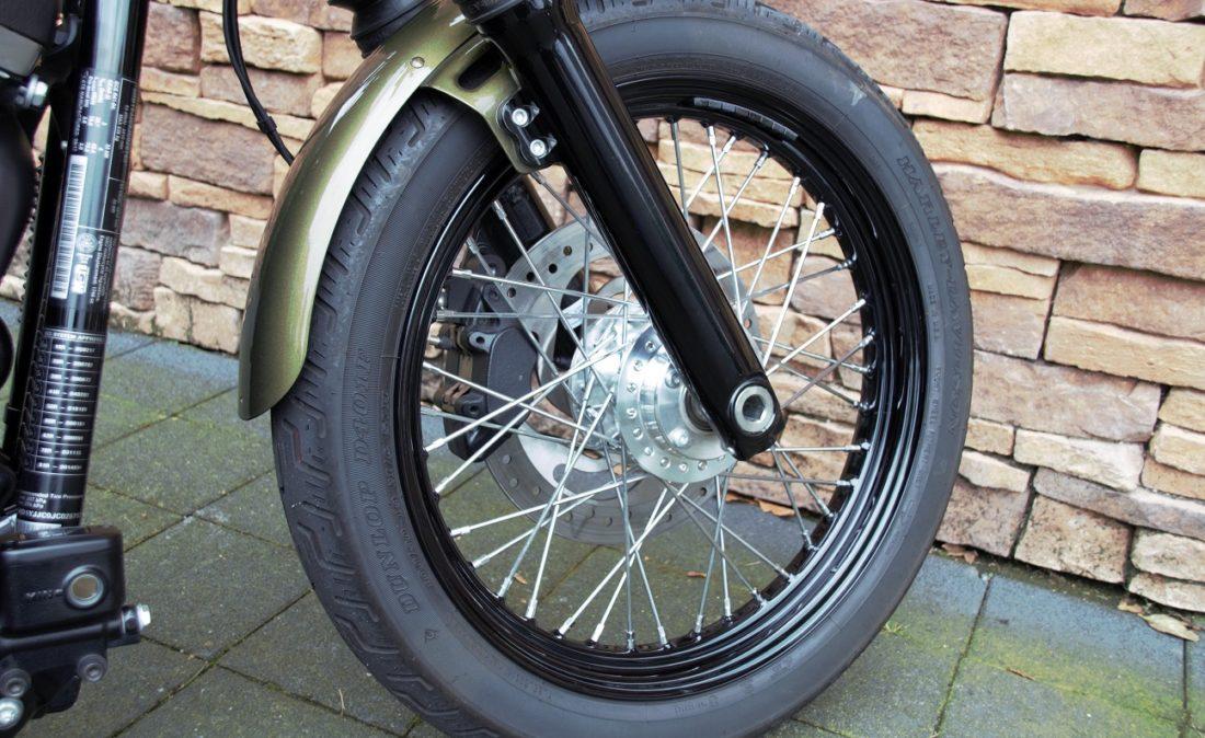 2017 Harley-Davidson FXBB Softail Street Bob M8 107 FW