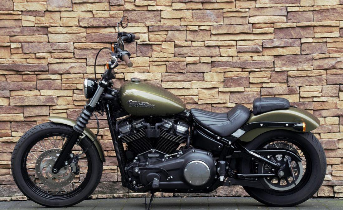 2017 Harley-Davidson FXBB Softail Street Bob M8 107 L