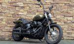 2017 Harley-Davidson FXBB Softail Street Bob M8 107 RV