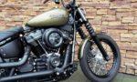 2017 Harley-Davidson FXBB Softail Street Bob M8 107 Rz