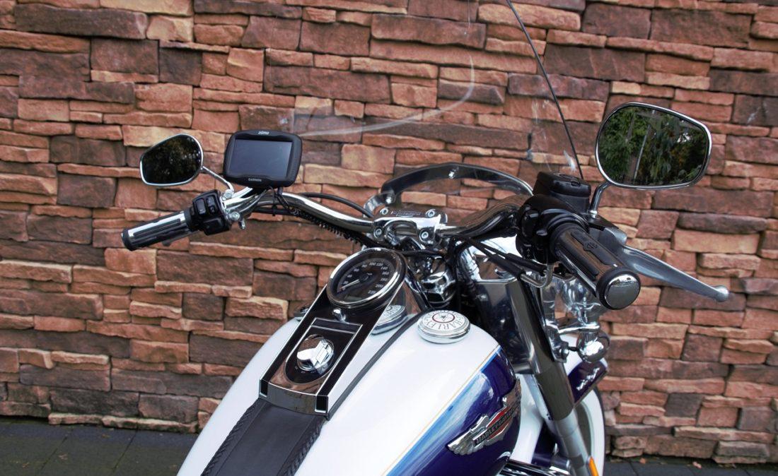 2007 Harley-Davidson FLSTN Softail Deluxe DASH