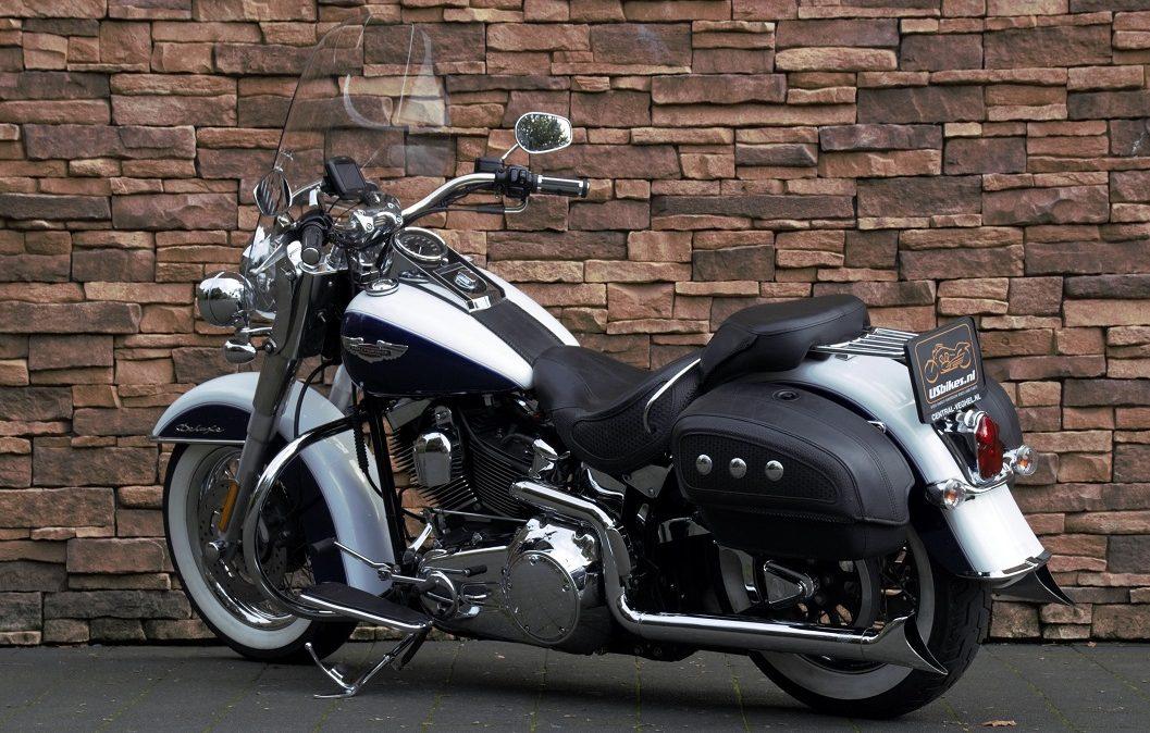 2007 Harley-Davidson FLSTN Softail Deluxe LA