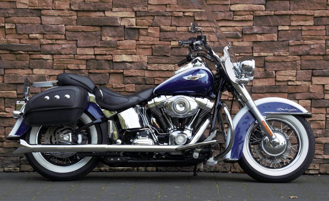 2007 Harley-Davidson FLSTN Softail Deluxe R