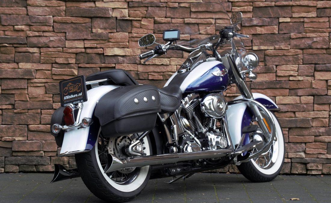 2007 Harley-Davidson FLSTN Softail Deluxe RA