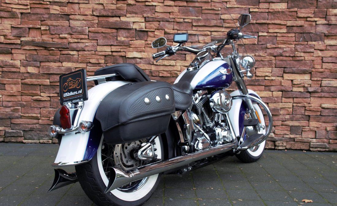 2007 Harley-Davidson FLSTN Softail Deluxe RAA
