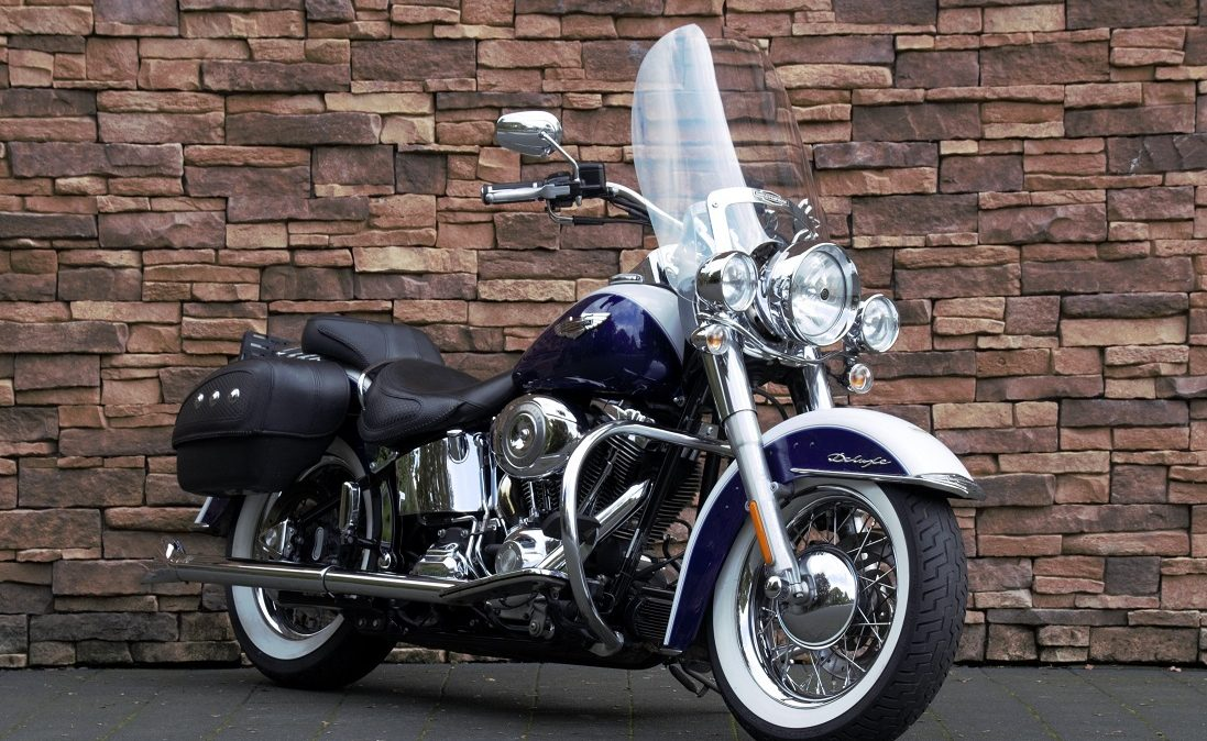 2007 Harley-Davidson FLSTN Softail Deluxe RV
