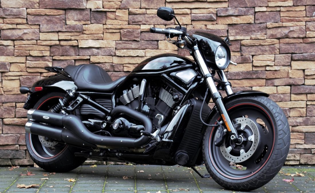 2008 Harley-Davidson VRSCDX Night Rod Special 1250 RV