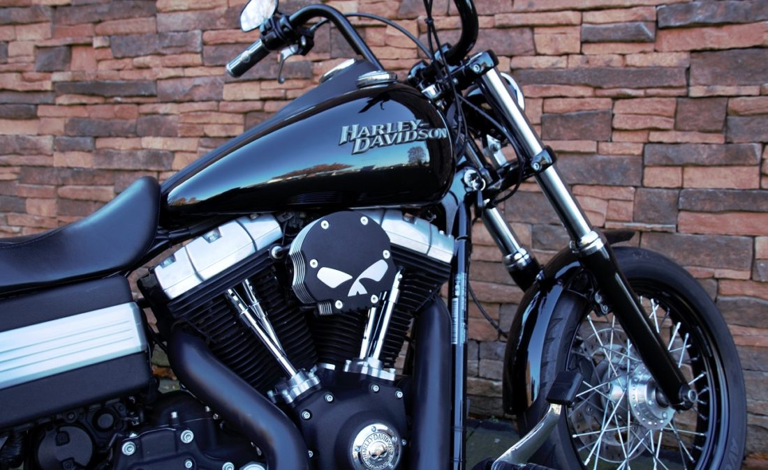 2010 Harley-Davidson FXDB Dyna Street Bob AF