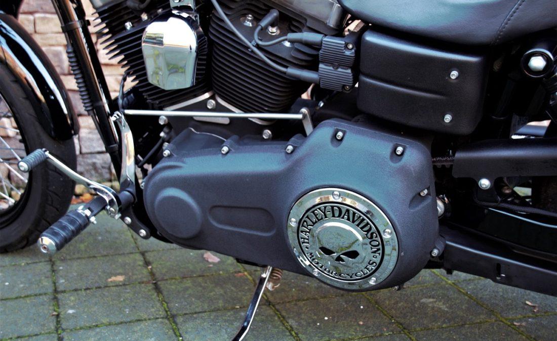 2010 Harley-Davidson FXDB Dyna Street Bob CL
