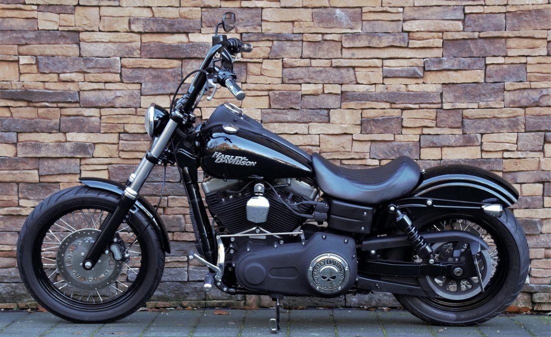 2010 Harley-Davidson FXDB Dyna Street Bob L