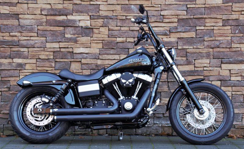 2010 Harley-Davidson FXDB Dyna Street Bob
