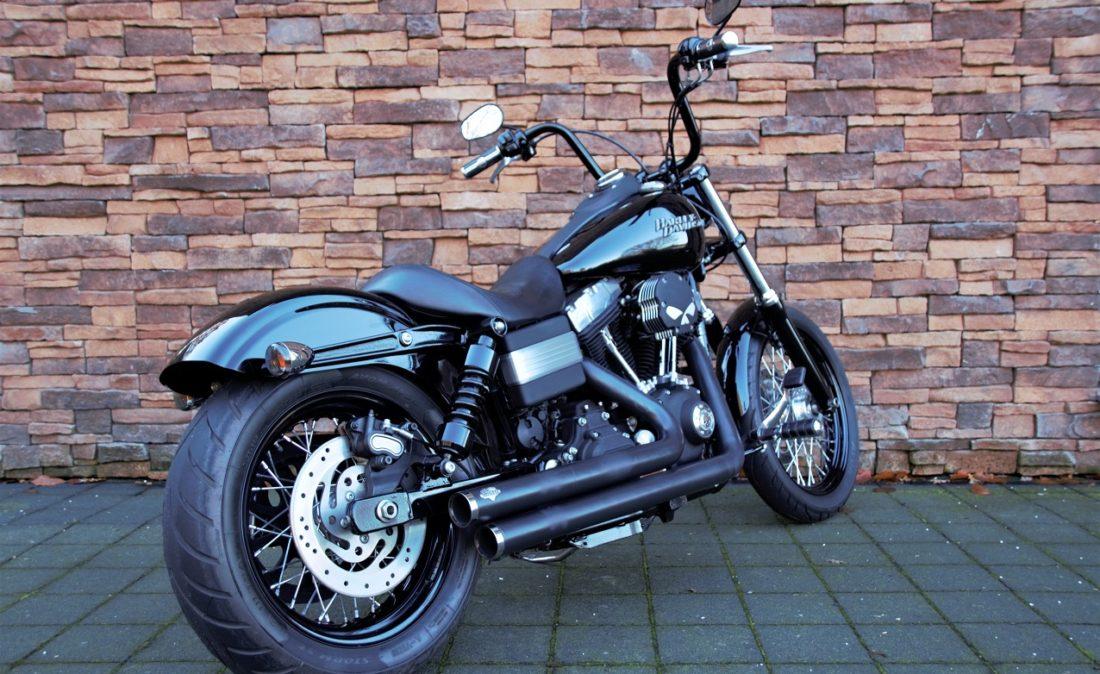 2010 Harley-Davidson FXDB Dyna Street Bob RRA