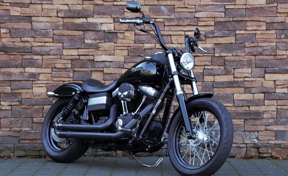 2010 Harley-Davidson FXDB Dyna Street Bob RV