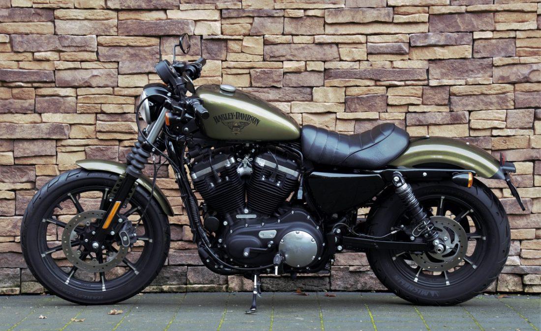2016 Harley-Davidson XL883N Sportster Iron L