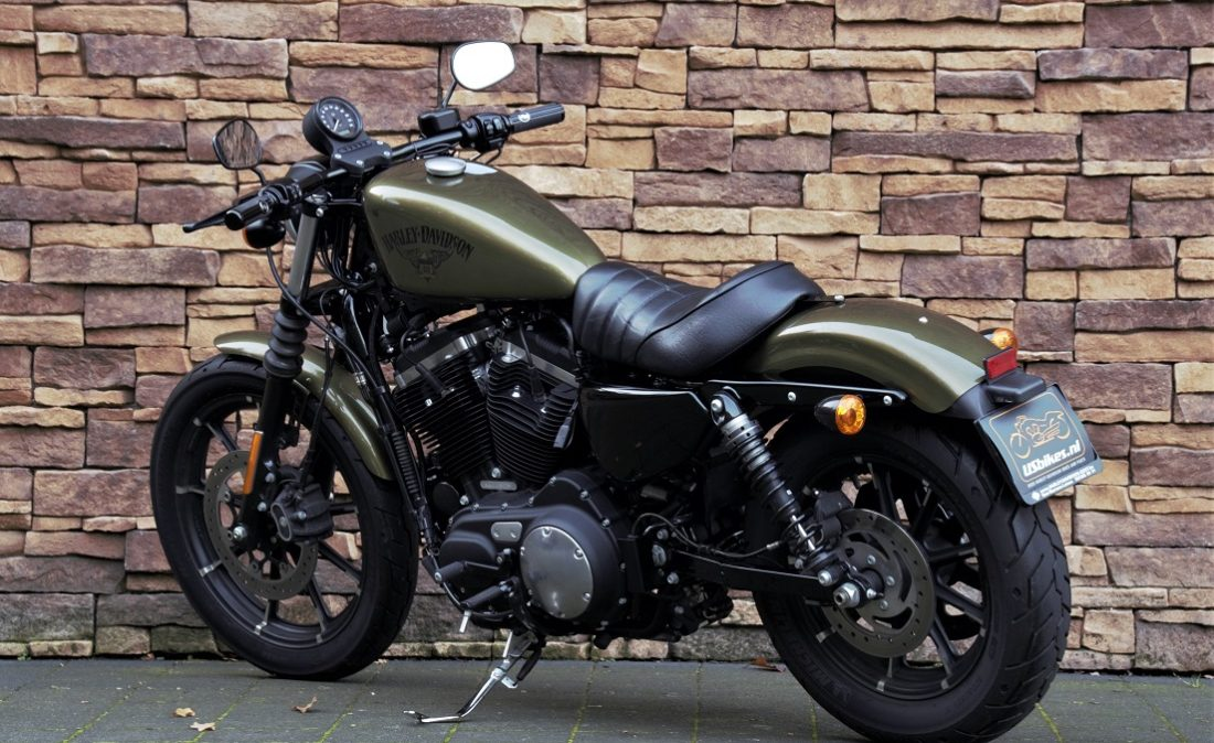 2016 Harley-Davidson XL883N Sportster Iron LA